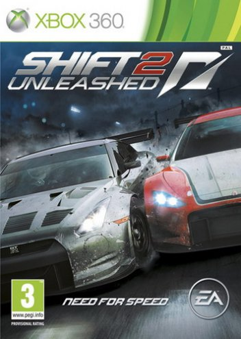 Need For Speed Shift 2 : Unleashed (2011) Xbox 360
