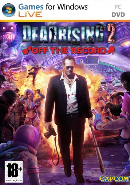 Dead Rising 2: Off The Record (2011) Repack, Rus/Eng