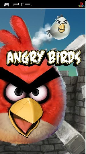 [PSP]Angry Birds