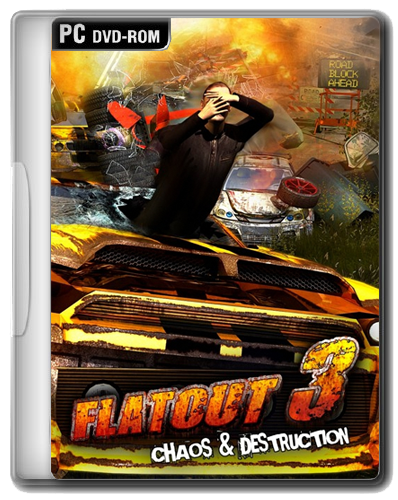 FlatOut 3: Chaos & Destruction (2011) [RePack от SkeT]