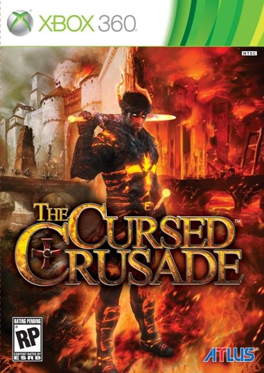 [XBOX360]The Cursed Crusade (2011) [Region PAL][ENG]
