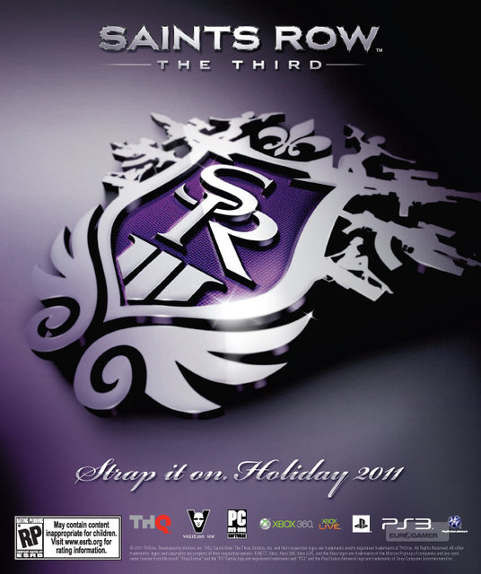 [XBOX360] Saints Row: The Third (2011)[Region Free][RUS]