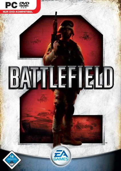 Battlefield 2 (Electronic Arts) (ENG) [L]