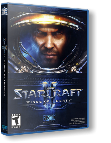 StarCraft 2: Wings of Liberty LAN-Multiplayer Blizzard Entertainment ENG RUS Repack