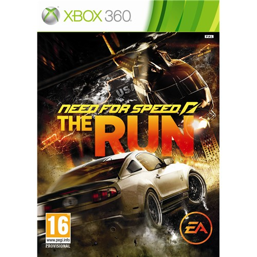[XBOX360] Need For Speed The Run (2011)