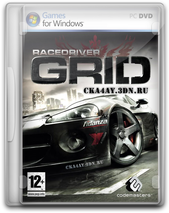Race Driver: GRID (2008) [Lossless Repackот R.G Repacker's]