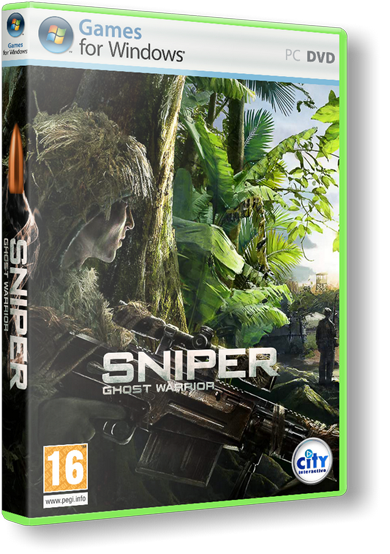 Снайпер: Воин - Призрак / Sniper: Ghost Warrior [+ DLC] [RePack от UltraISO]