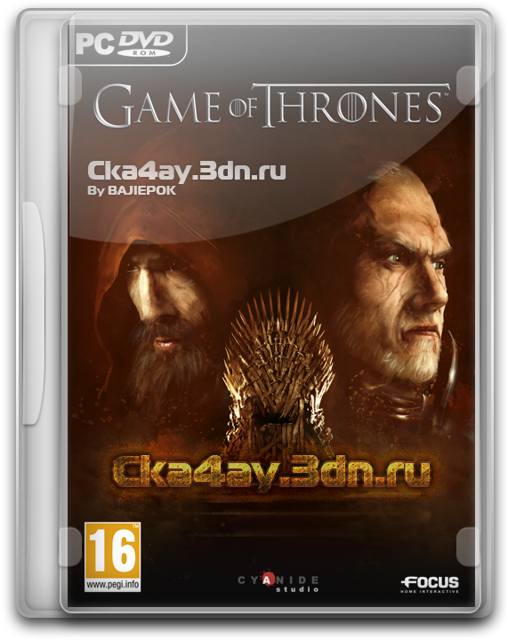 Game of Thrones (2012) [Lossless RePack от R.G. ReCoding]