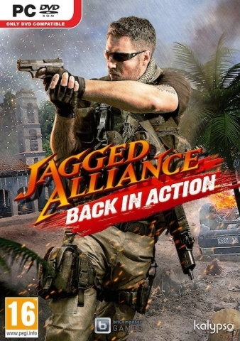 Jagged Alliance: Back in Action [v1.03 + 4 DLC] (2012) РС | SteamRip