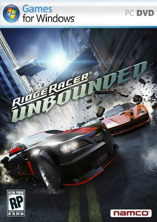 Ridge Racer Unbounded [v1.02] (2012) PC | RePack от R.G. UniGamers