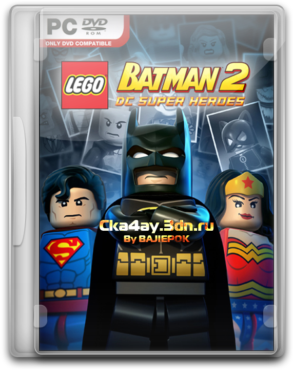 LEGO Batman 2 : DC Super Heroes (2012)
