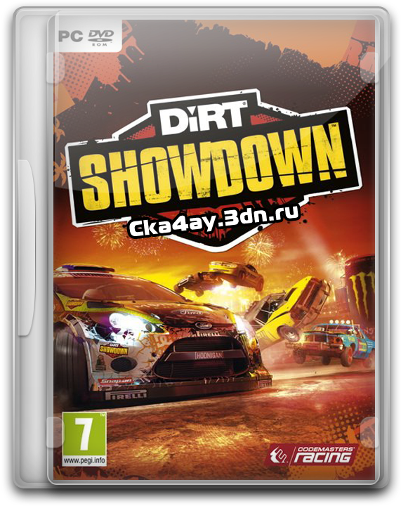 DiRT Showdown (2012) [RePack от R.G. Repacker's]