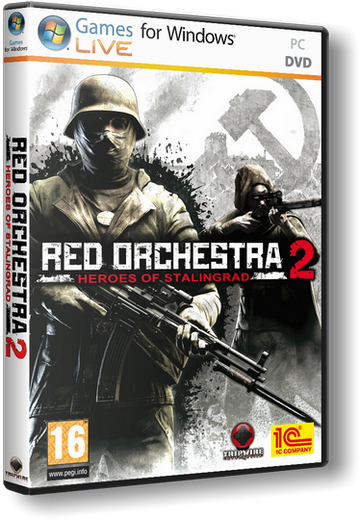 Red Orchestra 2: Герои Сталинграда / Red Orchestra 2: Heroes of Stalingrad (2011) (Steam-Rip)