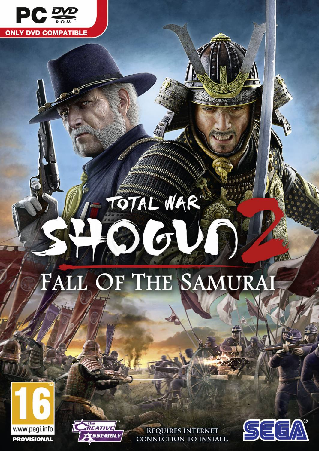 Total War: Shogun 2 - Fall of the Samurai (2012) PC