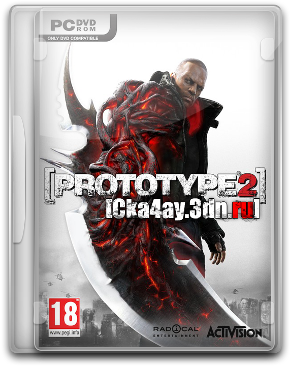 Prototype 2: RadNet Edition (2012) [Lossless RePack от DangeSecond]