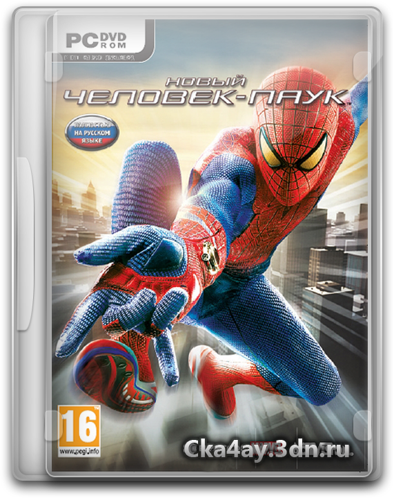 The Amazing Spider-Man (2012) [RePack]