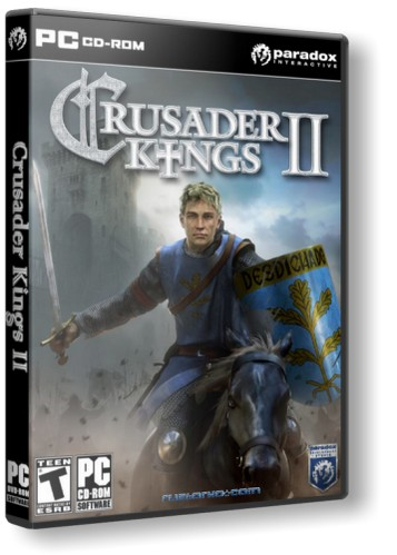 Крестоносцы 2 / Crusader Kings 2 (2012) PC | RePack от SxSxL