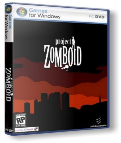 Project Zomboid [ENG] (2012) [0.2.0 rc2]