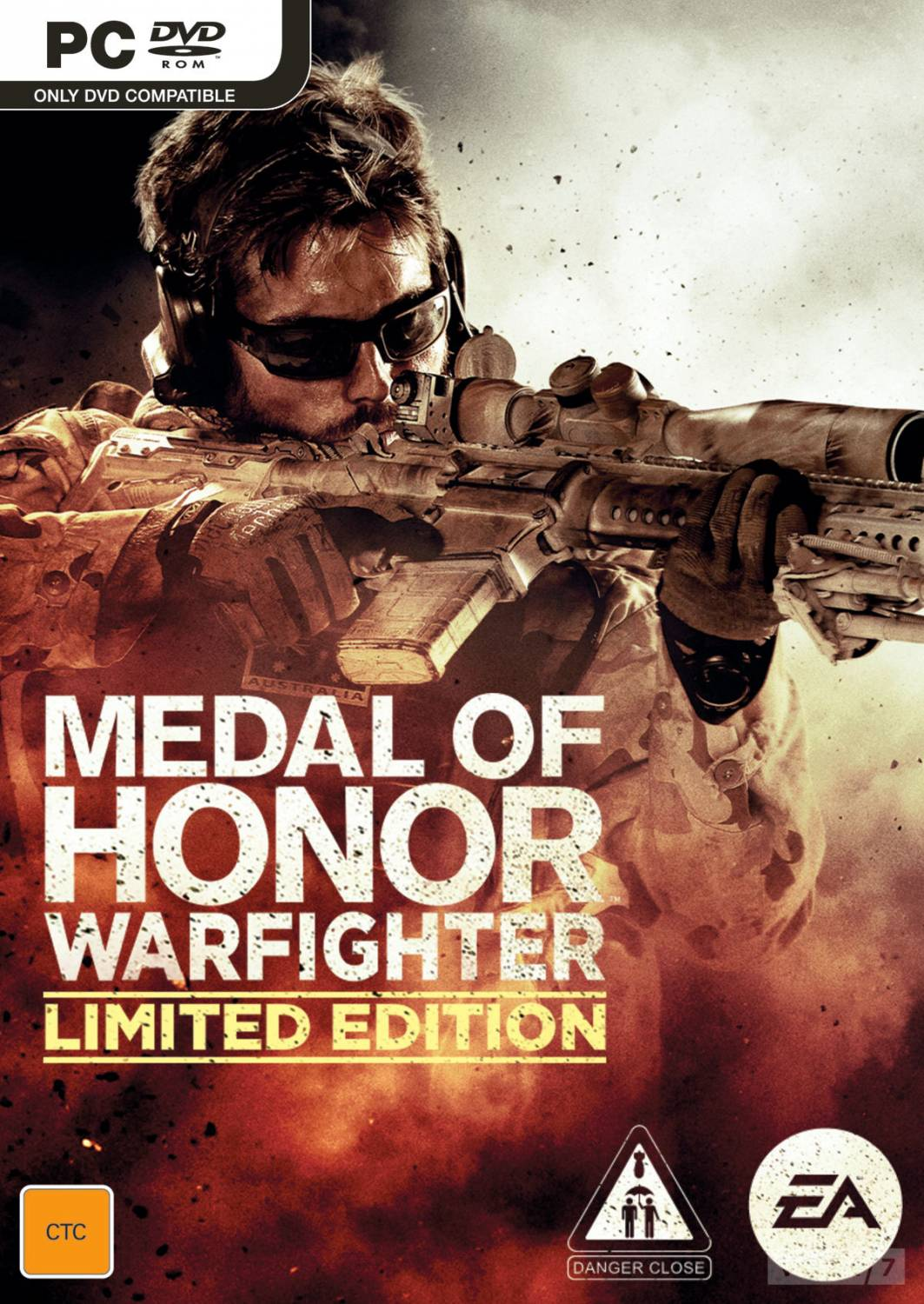 Medal of Honor Warfighter(2012) [Lossless RePack by =Чувак=]