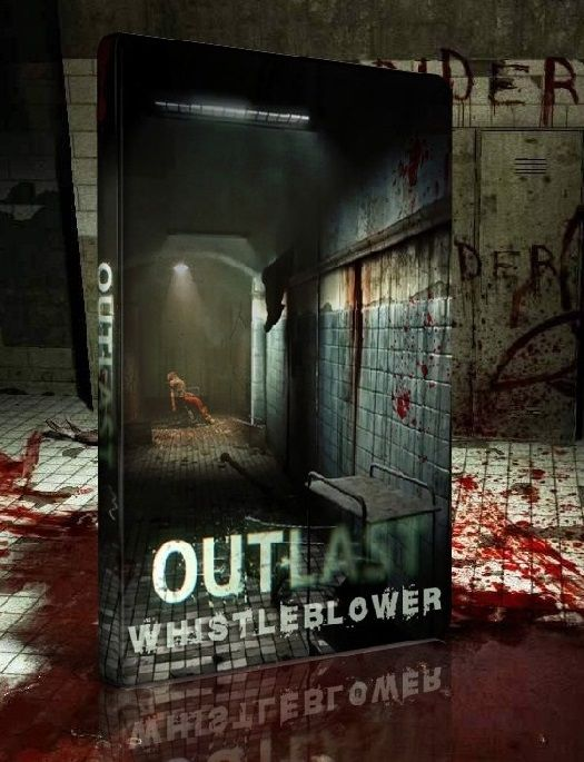 Outlast: Whistleblower (2014) RePack, RUS | ENG by Deefra6
